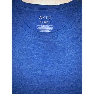 🌻 .•SALE•. Apt. 9 Blue crew neck t-shirt